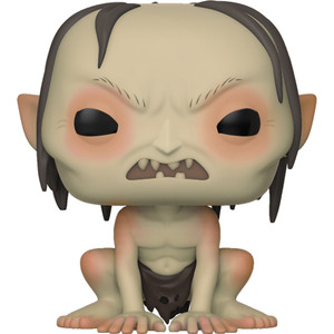 Gollum: Funko POP! Movies x Lord of the Rings Vinyl Figure [#532 / 13559]
