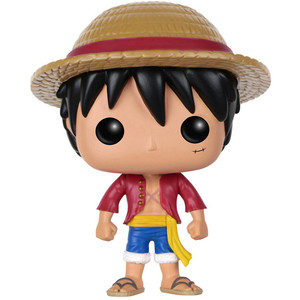 Luffy: Funko POP! Animation x One Piece Vinyl Figure [#098 / 05305]