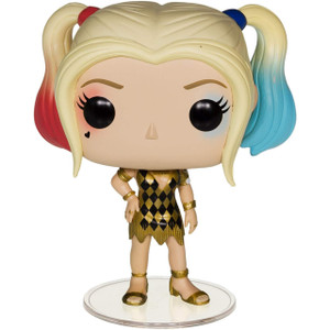 Harley Quinn [Gown] (Hot Topic Exclusive): Funko POP! Heroes x Suicide Squad Vinyl Figure [#108 / 08658]