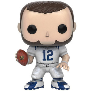Andrew Luck [Indianapolis Colts]: Funko POP! Football x NFL Vinyl Figure [#045 / 10215]