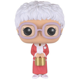 Sophia: Funko POP! x The Golden Girls Vinyl Figure [#329 / 09122]