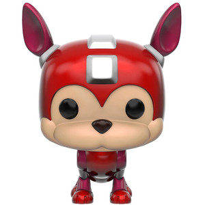 Rush: Funko POP! Games x Mega Man Vinyl Figure [#103 / 10347]