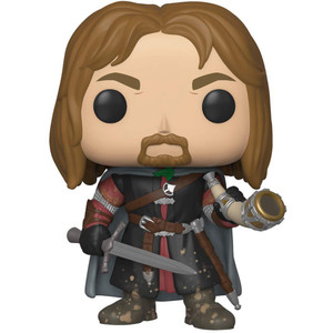 Boromir: Funko POP! Movies x Lord of the Rings Vinyl Figure [#630 / 33249]
