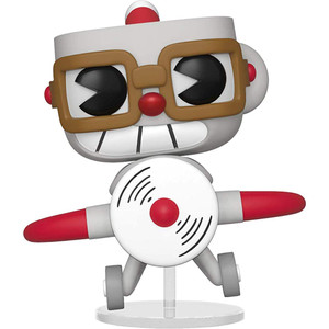Aeroplane Cuphead: Funko POP! Games x Cuphead Figure [#415 / 34475]