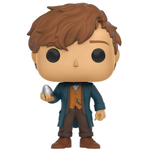 Newt Scamander: Funko POP! x Fantastic Beasts & Where to Find Them Vinyl Figure [#002 / 10405]