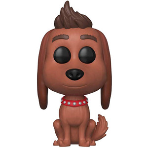 Max the Dog: Funko POP! Movies x Dr. Seuss The Grinch Vinyl Figure [#660 / 33027]