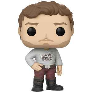 Star-Lord (Walmart Exclusive): Funko POP! Marvel x Guardians of the Galaxy 2 Vinyl Figure [#261 / 21460]
