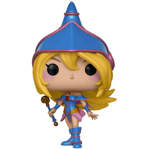 Dark Magician Girl: Funko POP! Animation x Yu-Gi-Oh! Vinyl Figure [#390 / 27452]