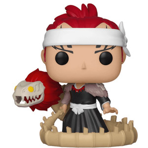 Renji (GameStop Exclusive): Funko POP! Animation x Bleach Vinyl Figure [#347 / 21702]