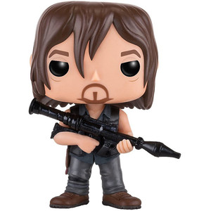 Daryl Dixon [Rocket Launcher]: Funko POP! TV x Walking Dead Vinyl Figure [#391 / 11065]