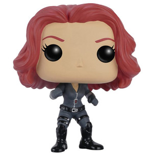 Black Widow: Funko POP! Marvel x Captain America - Civil War Vinyl Figure [#132 / 07230]