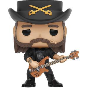 Lemmy Kilmister: Funko POP! Rocks x Motörhead Vinyl Figure [#049 / 10265]