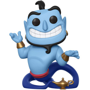 Genie w/ Lamp: Funko POP! Disney x Aladdin Vinyl Figure [#476 / 35757]