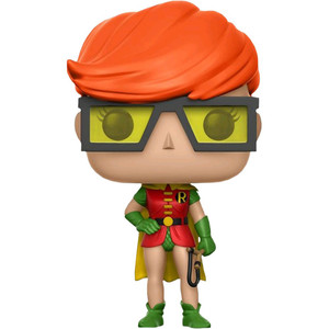 Carrie Kelley Robin (PX Exclusive): Funko POP! Heroes x Batman - The Dark Knight Returns Vinyl Figure [#115 / 09769]