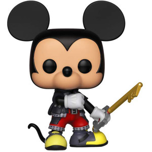 Mickey Mouse: Funko POP! Disney x Kingdom Hearts Vinyl Figure [#489 / 34054]