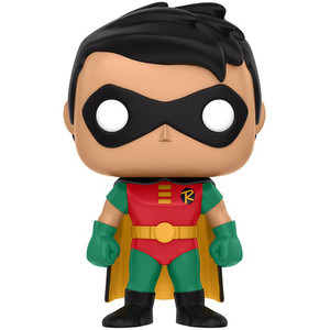 Robin: Funko POP! x Batman The Animated Vinyl Figure