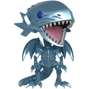 Blue-Eyes White Dragon: Funko POP! Animation x Yu-Gi-Oh! Vinyl Figure [#389 / 27451]