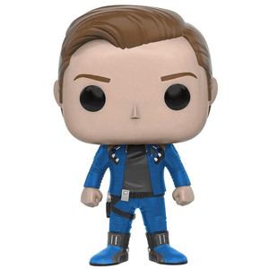Captain Kirk [Survival Suit] (f.y.e. Exclusive): Funko POP! Movies x Star Trek Beyond Vinyl Figure [#354 / 10493]