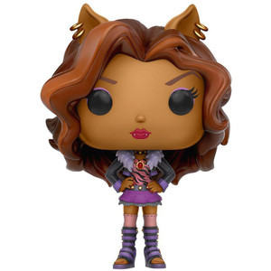 Clawdeen Wolf: Funko POP! x Monster High Vinyl Figure [#371 / 11615]