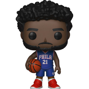 Joel Embiid [76ers]: Funko POP! Sports x NBA Vinyl Figure [#051 / 34445]