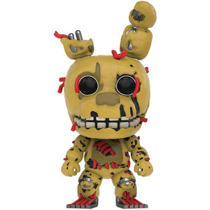 Springtrap: Funko POP! Games x Five Nights at Freddy's Vinyl Figure [#110 / 11033]