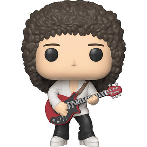 Brian May: Funko POP! Rocks x Queen Vinyl Figure [#093 / 33720]