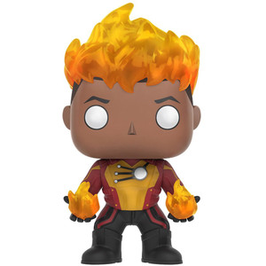 Firestorm: Funko POP! TV x Legends of Tomorrow Vinyl Figure [#381 / 09686]