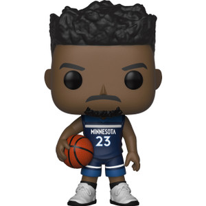 Jimmy Butler [Timberwolves]: Funko POP! Sports x NBA Vinyl Figure [#048 / 34431]