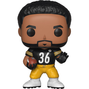 Jerome Bettis [Pittsburgh Steelers]: Funko POP! Football x NFL Vinyl Figure [#117 / 33401]