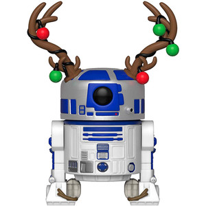 R2-D2: Funko POP! x Star Wars Holiday Vinyl Figure [#275 / 33891]