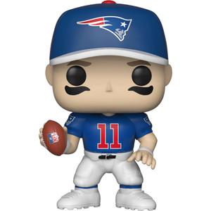 Drew Bledsoe [New England Patriots]: Funko POP! Football x NFL Vinyl Figure [#115 / 33308]
