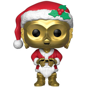 C-3PO: Funko POP! x Star Wars Holiday Vinyl Figure [#276 / 33888]