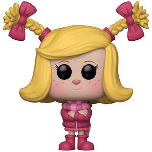 Cindy-Lou Who: Funko POP! Movies x Dr. Seuss The Grinch Vinyl Figure [#661 / 33025]