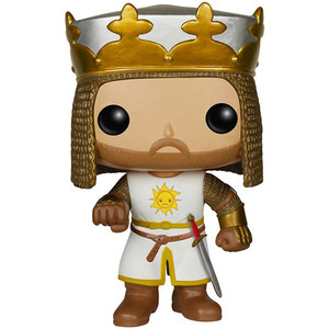 King Arthur: Funko POP! Movies x Monty Python And The Holy Grail Vinyl Figure [#197 / 05382]