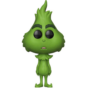 The Young Grinch: Funko POP! Movies x Dr. Seuss The Grinch Vinyl Figure [#662 / 33024]