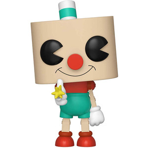 Cuppet: Funko POP! Games x Cuphead Figure [#413 / 34473]