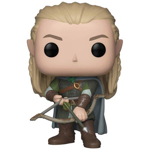 Legolas: Funko POP! Movies x Lord of the Rings Vinyl Figure [#628 / 33247]