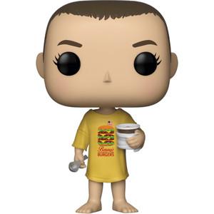 Eleven [Burger T-Shirt]: Funko POP! TV x Stranger Things Vinyl Figure [#718 / 35057]