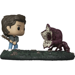 Steve & Demodog: Funko POP! TV Moment x Stranger Things Vinyl Figure [#728 / 35034]