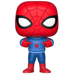 Spider-Man: Funko POP! Marvel Holiday Vinyl Figure [#397 / 33983]