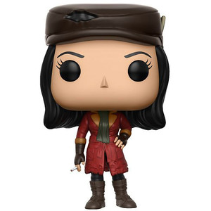 Piper: Funko POP! x Fallout 4 Vinyl Figure [#164 / 12292]