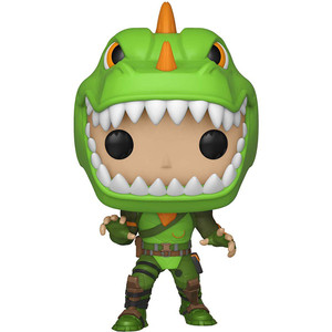 Rex: Funko POP! Games x Fortnite Vinyl Figure [#443 / 34957]
