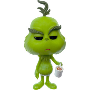 Grinch in Underwear (GameStop Exclusive): Funko POP! Movies x Dr. Seuss The Grinch Vinyl Figure [#664 / 34767]