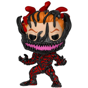 Carnage: Funko POP! Marvel x Venom Vinyl Figure [#367 / 33073]