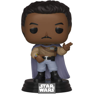 Lando Calrissian: Funko POP! x Star Wars Vinyl Figure [#291 / 37592]