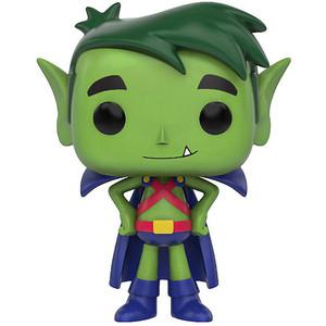"Beast Boy as Martian Manhunter (Toys ""R"" Us Exclusive): Funko POP! TV x Teen Titans Go Vinyl Figure [#337 / 10272]"