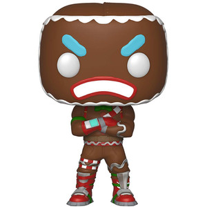 Merry Marauder: Funko POP! Games x Fortnite Vinyl Figure [#433 / 34880]