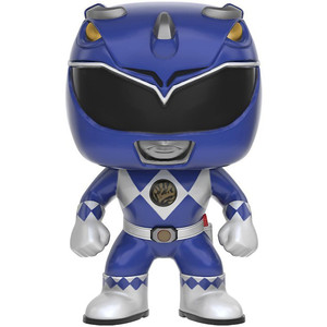 Blue Ranger: Funko POP! TV x Power Rangers Vinyl Figure [#363 / 10311]