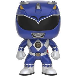 Blue Ranger: Funko POP! TV x Power Rangers Vinyl Figure [#363 / 10311]