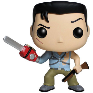 Ash: Funko POP! Movies x The Evil Dead Vinyl Figure [#053 / 03407]